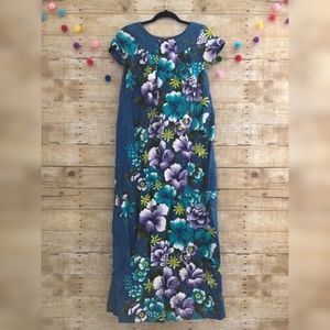 1960s Vintage Penney's Hawaii dress